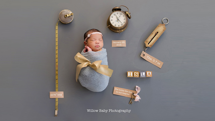 Home willow baby photography